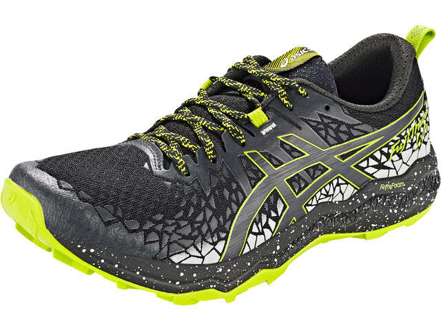 asics Fujitrabuco Lyte Chaussures Homme, black/graphite grey